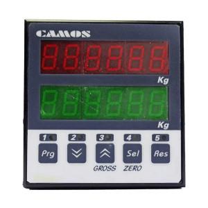 نمایشگر وزن کاموس تک رله تغذیه 220 ولت