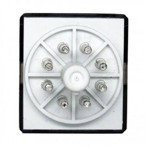 رله فیندر (finder) 8 پایه 10 آمپر 220 ولت 230 بوبین(مدل 60.12.8230.0040)