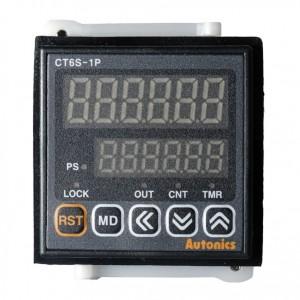 کنتر تایمر (100-240VAC)(50/60HZ)مدل CT6S-1P4