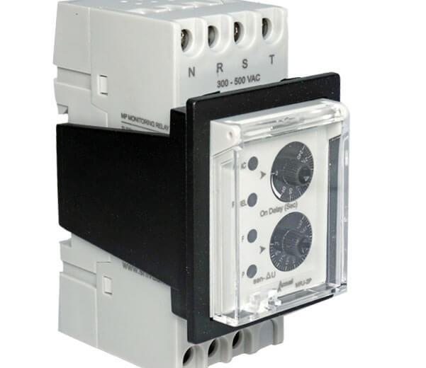 کنترل فاز میکرو و پروسسوری شیواامواج(مدل MRJ-2P)