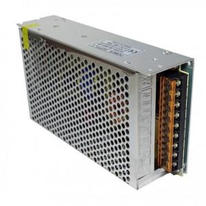 منبع تغذیه سوئیچنگ فن دار 24ولت 10 آمپر(مدل S-240-24)