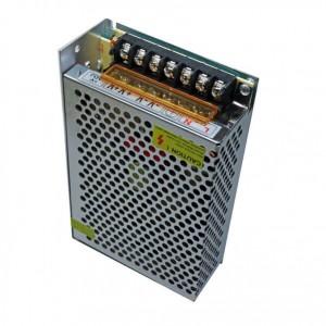 منبع تغذیه سوئیچنگ فن دار 24ولت 5 آمپر(مدل S-120-24)